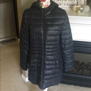 Old Navy Long Puffer Jacket
